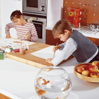 Enhance Kitchen Cleanliness with Hygienic Kitchen Worktop Surfaces For Your Children