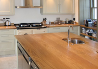 Wood Kitchen Worktop